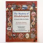 Mastery of Hindeloopen by Jacques Zuidema Plaid 8193 Paperback Dutch Folk Art
