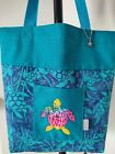 Save The Ocean Tote Bag Sea Turtles tote bag high quality fully lined