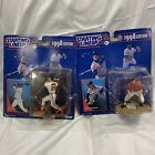 1989/1997 MLB STARTING LINEUP THOME KNOBLAUCH FIGURE WITH CARD 2 Figure Lot