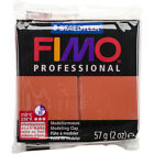 Fimo Professional Soft Polymer Clay 2oz Terra Cotta 6 Pack