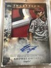 2018 Topps Inception Baseball Cards 18