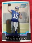 Eli Manning Rookie Cards Checklist and Guide 23