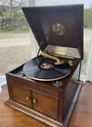 Fantastic Cliftophone Gramophone By Chappell Movement By Garrard