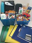 180+ pc Complete Bundle Essential School Supplies Boy Elementary Middle High