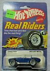 Hot Wheels Vintage Real Riders Classic Cobra Blue 4369 from 1982 in BP