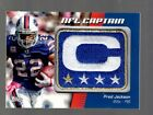 2012 Topps Football NFL Captain Patch Relic Cards Visual Guide 41