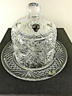Waterford Crystal Dessert Dome