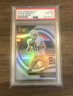 2020 Select Silver Prizm Field Level #344 Justin Herbert RC Rookie PSA 10