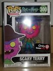 Funko Pop Television Rick & Morty Scary Terry GameStop Exclusive