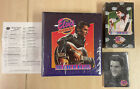 THE ELVIS COLLECTION CARDS OF HIS LIFE COMPLETE BINDER SET, POST CARDS, AND BOX