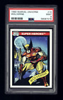 1990 Impel Marvel Universe Trading Cards 128