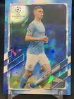2020-21 Topps Chrome Sapphire Edition UEFA Champions League Soccer Cards 30