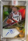 Damian Lillard Signs Exclusive Autograph Deal with Leaf Trading Cards 14