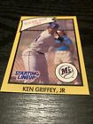 Ken Griffey Jr 1989 Starting Lineup Card Only Rookie Year