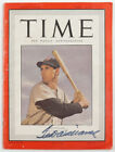 1950 Ted Williams Boston Red Sox Autographed & Authenticated Time Magazine!!!