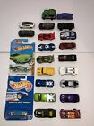 Hot Wheels Chevy Dodge Tesla Ford Loose  New Some Real Riders Lot Of 22