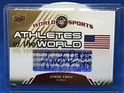 Jennie Finch Cards and Autographed Memorabilia Guide 12
