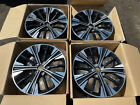 """MITSUBISHI 18"""" ALLOY WHEELS GENUINE ECLIPSE ETC 4250D789 SET OF 4 IDEAL WINTERS"""