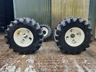 GoodYear 800/65r32 And Michelin 540/65 R28 With Rims To Suit NewHolland/Case