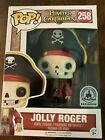 Funko Pop Pirates of the Caribbean Jolly Roger Disney Parks Exclusive #258