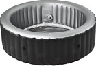Mspa 2021 Starry Comfort 6 Bather Bubble Portable Inflatable Hot Tub Refurbished