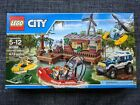 Brand New Lego City Crooks Hideout 60068 Police set retired sealed