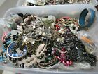 Huge Vintage To Now Estate Jewelry Lot All Wear Or Sell Over 2 lbs