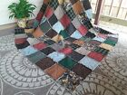 Handmade Realtree Camo XL Flannel Rag Quilt Hunt Primitive Cabin Lodge Country
