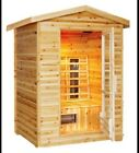 Sunray 2 Person Outdoor Infrared Sauna