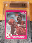 Dominique Wilkins Rookie Cards and Autographed Memorabilia Guide 11