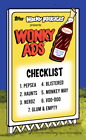 2021 Topps Wacky Packages Exclusive Trading Cards - July Monthly Series 15