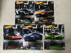 Hot Wheels Exotic Envy Car Culture Complete Set of 5 Cars 164 scale 2021