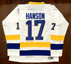 Foil Up with Hanson Brothers Hockey Cards 11