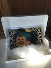 Peggy Karr Halloween 95 Tray New with box Discontinued Pattern HTF