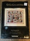 Dimensions Gold Cat Collection Counted Cross Stitch Kit 35008 NEW