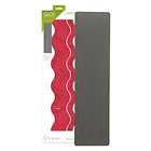 Accuquilt GO Rick Rack Fabric Cutting Die Includes wide and narrow strip for