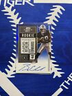 2020 Panini Contenders Optic Football Cards - Rookie Ticket SP/SSP Info Added 22