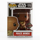 Funko POP! Star Wars - Mace Windu Special Edition Exclusive With Protector MINT