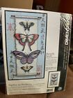 Dimensions Butterfly Scroll Counted Cross Stitch Kit
