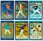 2002 BOWMAN DRAFT Chrome+Refractor+Xfractor 150 Gold 50 Buy More&Save YOU PICK