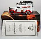 Matchbox 37 1937 GMC Ambulance Fire Engine and Rescue Support Edition YYM35192