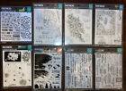 11 Hero Arts Partners Collaborative Heroscapes Large Format Clear Stamp Sets
