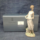 Lladro Flowers For A Goddess 7709 10.5
