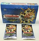 GARBAGE PAIL KIDS 2017 Battle of the Bands EMPTY COLLECTOR BOX + 2 Wrapper USED