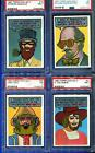 1967 Topps Who Am I? Trading Cards 13
