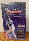 1996 BOWMAN BASEBALL FACTORY SEALED BOXFree Shipping With Buy It Now