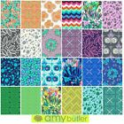 OOP  hard to find Violette by Amy butler 24 fat quarter bundle cotton fabric