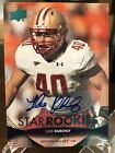 The Mystery of the 2012 Upper Deck Football Quarterback Trade Card 25
