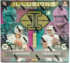 2020 Panini Illusions NFL Trading Cards Hobby Box BRAND NEW & SEALED