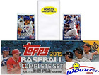 2015 Topps Baseball EXCLUSIVE MASSIVE 705 Card Retail Factory Set with TWO(2) KR